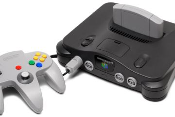 Nintendo 64 is the favorite retro-console for gamers