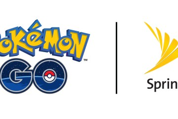 Sprint becomes the first U.S. partner for Pokémon Go