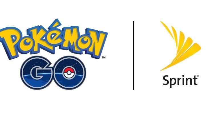 Sprint becomes the first U.S. partner for Pokémon Go
