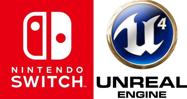 Nintendo Switch & Unreal Engine 4