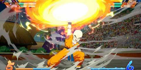 Krillin and Piccolo join roster for Dragon Ball FighterZ