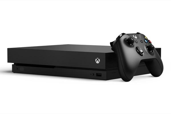 Xbox One X - Console & Controller