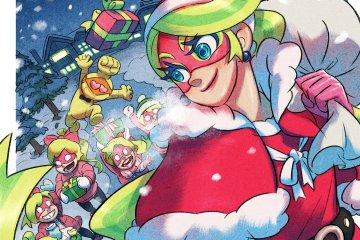 Arms - Navidad - Nintendo Alemania