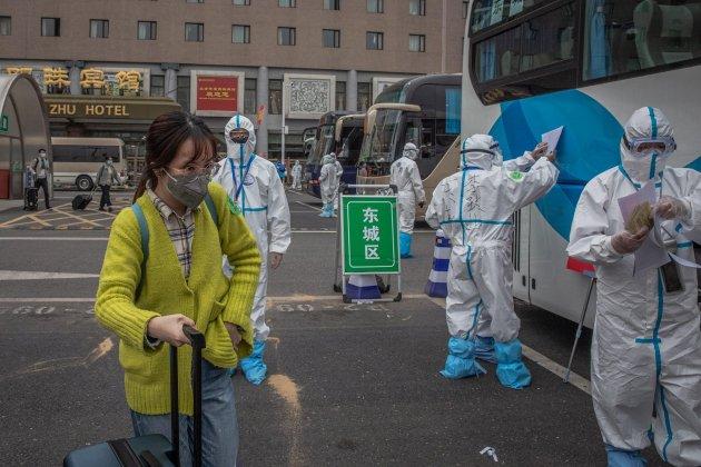Coronavirus Xina EFE