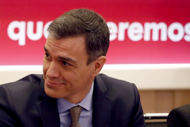 Pedro Sanchez PSOE - Efe