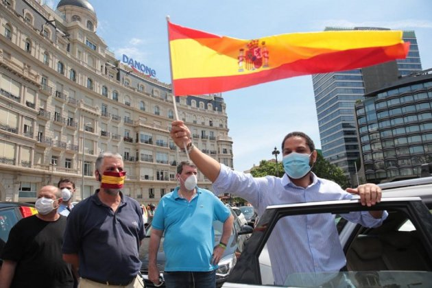 EL NACIONAL Vox coronavirus Barcelona Sergi Alcàzar