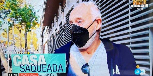 Josep Maria Mainat casa saquejada T5
