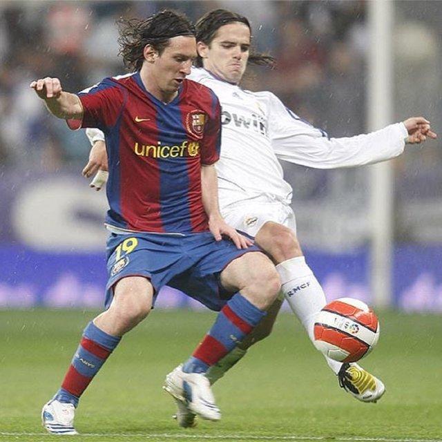 Messi Gago Instagram @leomessi