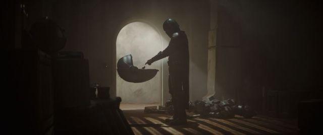 The Mandalorian - Grogu - Baby Yoda - Star Wars