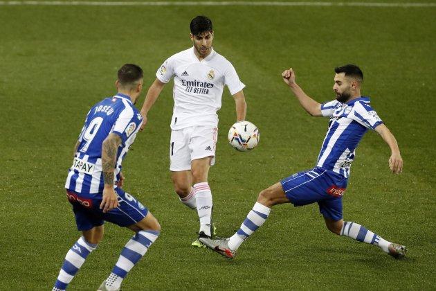 Asensio Real Madrid Alaves EFE