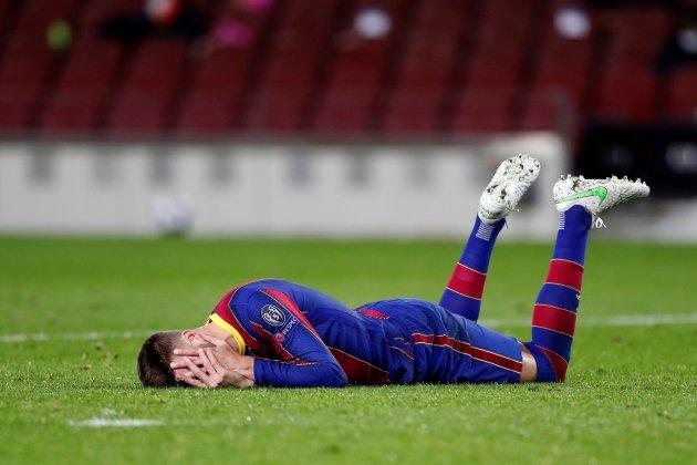 Vaig picar Barça PSG EFE