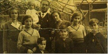 Afusellen Carrasco i Formiguera. Familia Carrasco Azemar. Font Quaderna