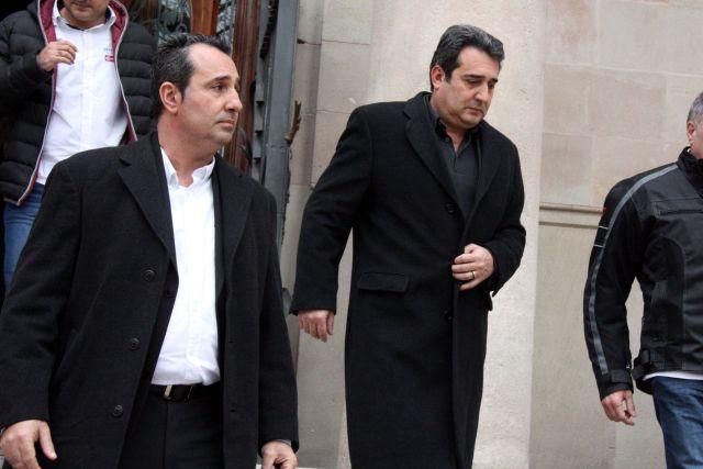 Manuel i Paco Bustos. Judici Mercuri