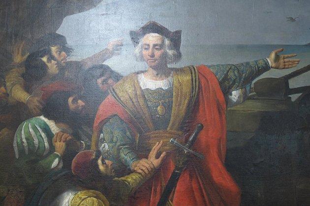 Cristóbal Colón Wikimedia
