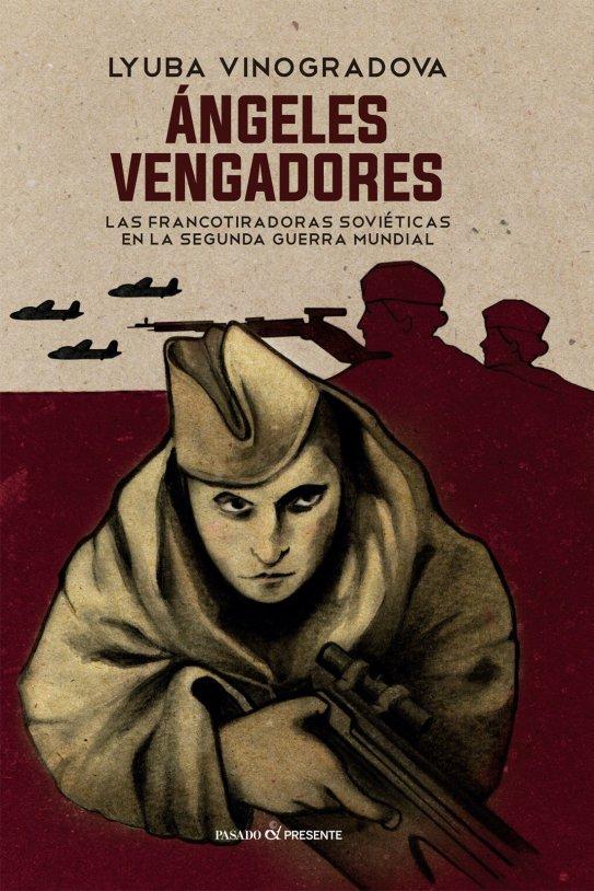 llibre angeles vengadores franctiradores sovietiques