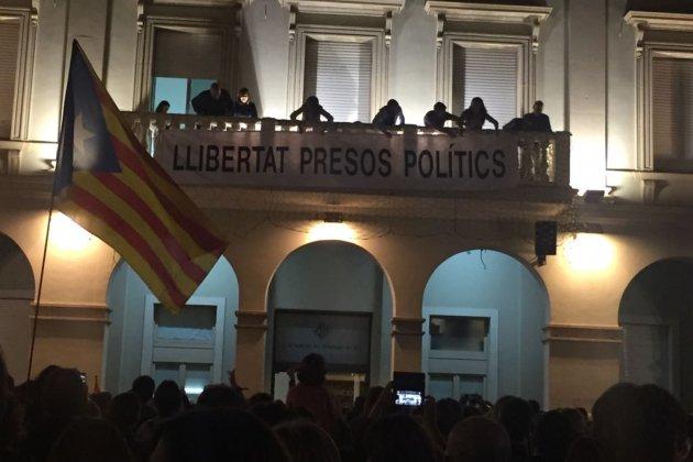 Manifestació Vilassar Mar presos polítics SM