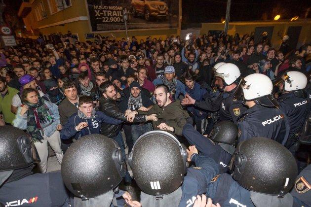 Murcia policia espanyola efe