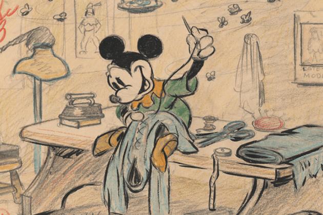 Disney. L'art d'explicar històries.