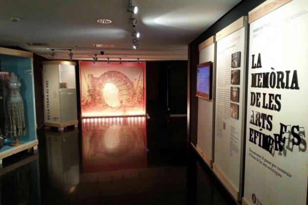 Museu de les Arts Escèniques (Institut del Teatre)