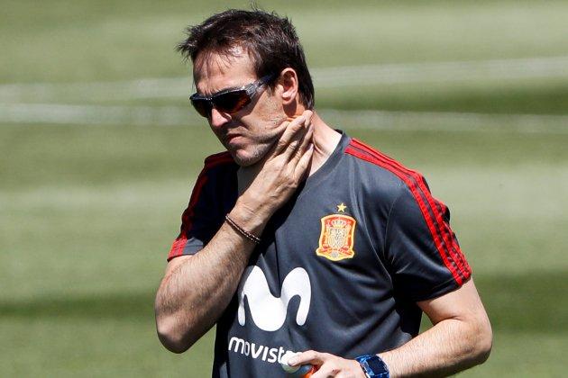 Julen Lopetegui selecció espanyola EFE