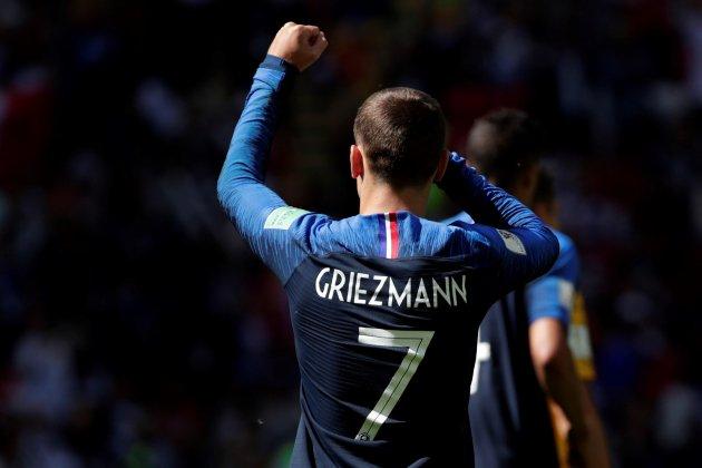 Antoine Griezmann Mundial Russia EFE
