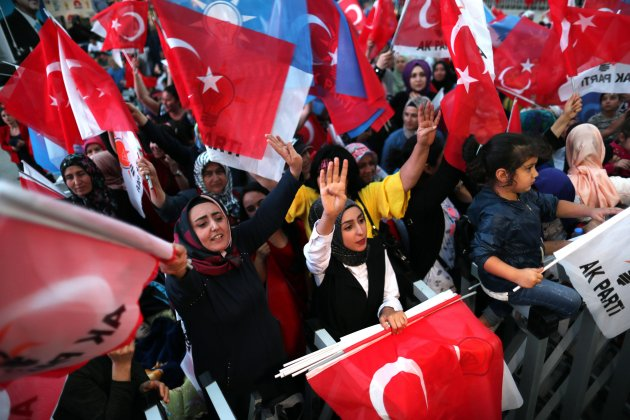 eleccions turquia EFE