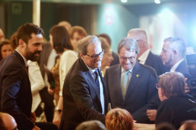 Entrega premis cultura Carles Palacio
