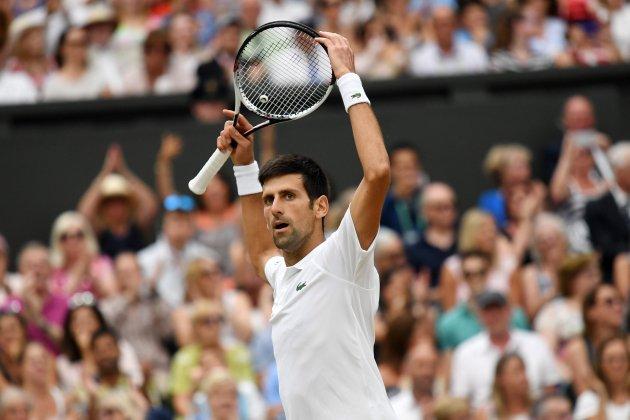Djokovic Nadal Wimbledon EFE