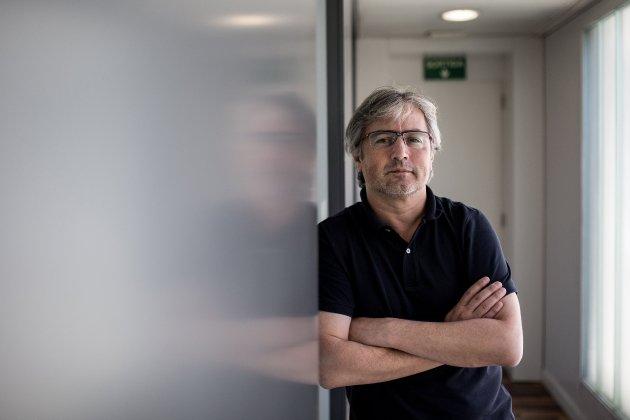 cap dels bombers de la generalitat de catalunya - Carles Palacio