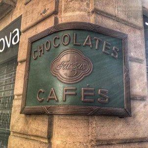 B31 038 Retol Chocolates cafes Fargas jaume aguilera