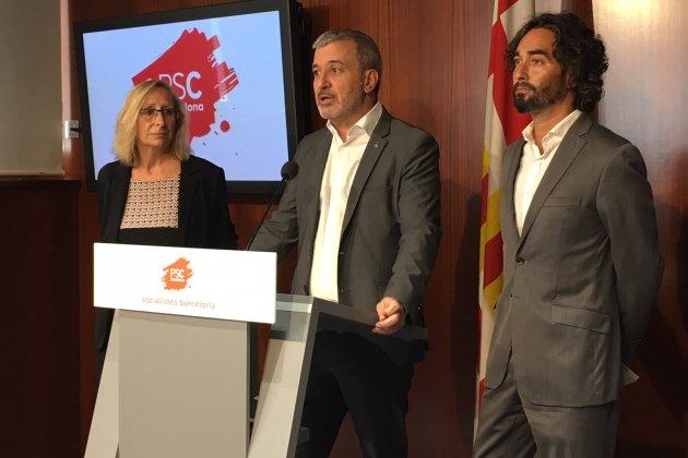 Jaume Collboni, Assumpta Escarp / G.R