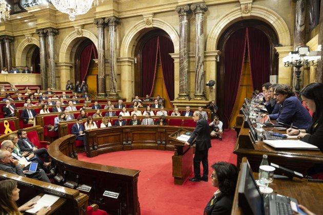 Quim Torra Parlament Debat politica general - Sergi Alcàzar