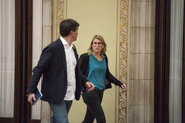 Ple cancelat Elsa Artadi Sabrià - Sergi Alcazar