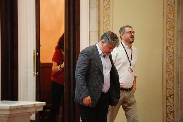 batet parlament Sergi Alcàzar