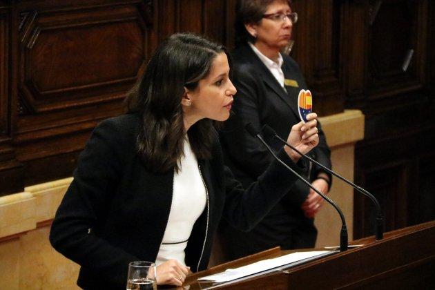 Inés Arrimadas cor ciutadans Parlament - ACN