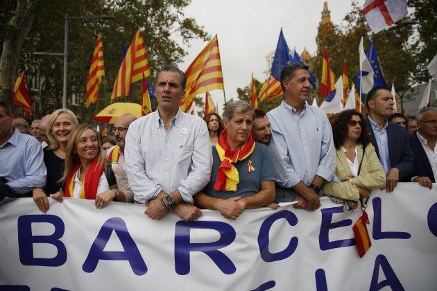 12-O Hispanitat Espanyolisme unionisme Albiol Ortega PP VOX Ciutadans - Sergi Alcàzar