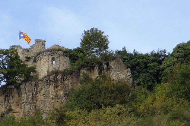 Castell de Santa Maria de Besora (Besora Medieval castle). Osona Otger Cataló wikipedia