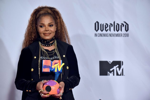 janet jackson mtv music awards EFE