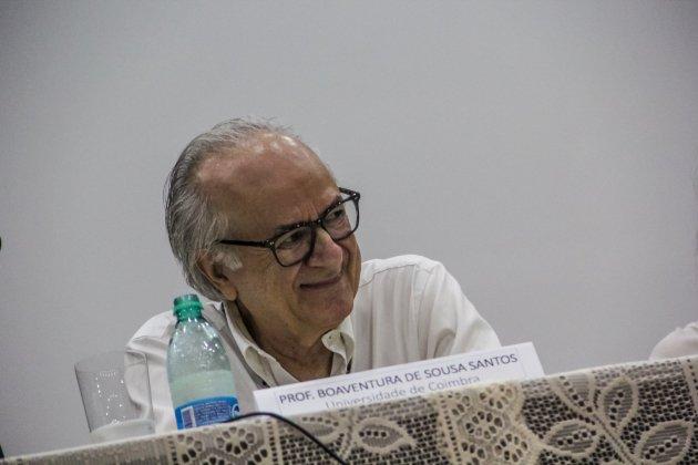 Boaventura de Sousa Santos Mídia Ninja wikipedia