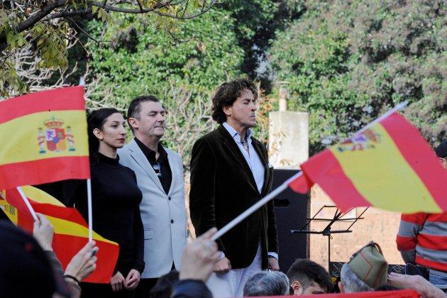 Álvaro de Marichalar Girona Constitució EFE
