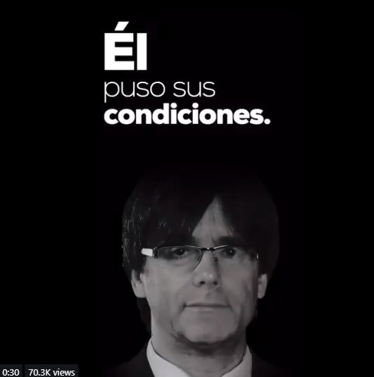 video pp puigdemont
