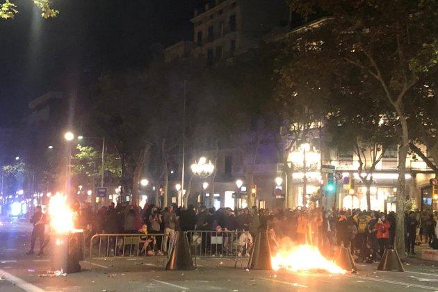 Crema de barricadas paseo de gracia sentencia pro - Marina Fernández