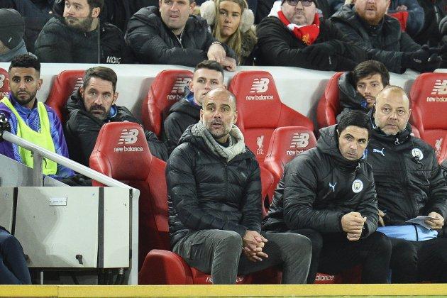 Guardiola Liverpool Manchester City EFE