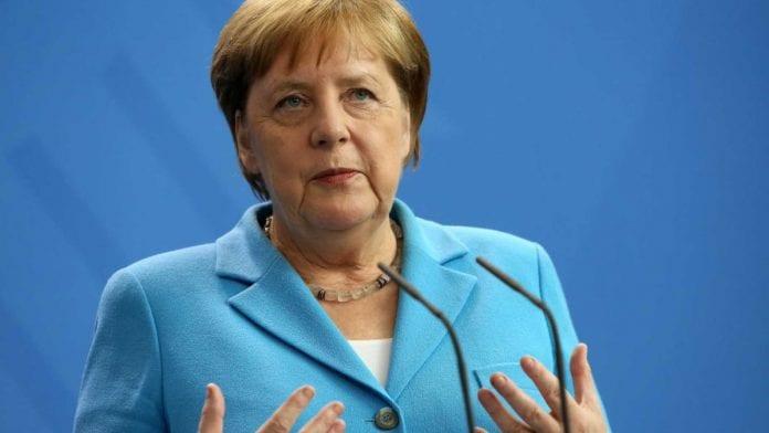Merkel cuarentena