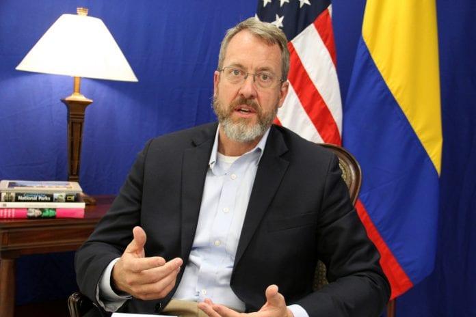 James Story: «Mostramos una salida para que los venezolanos decidan sobre la transición»
