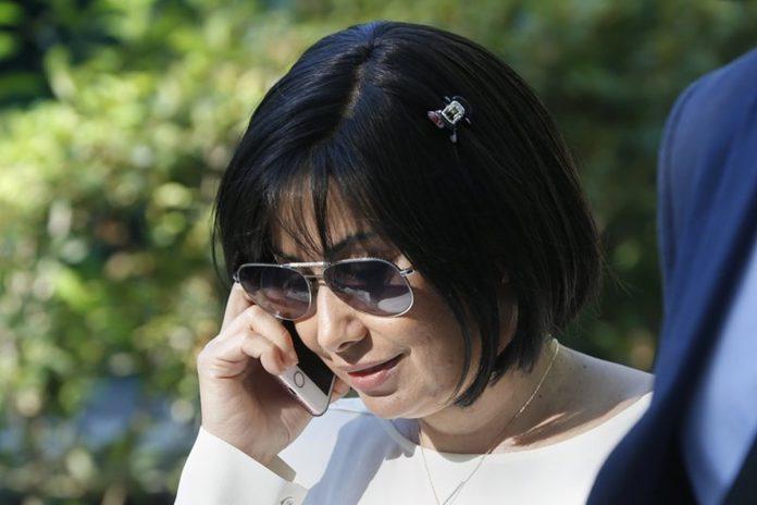 Claudia Díaz, exenfermera de Chávez