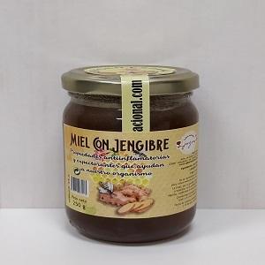 miel-jengibre
