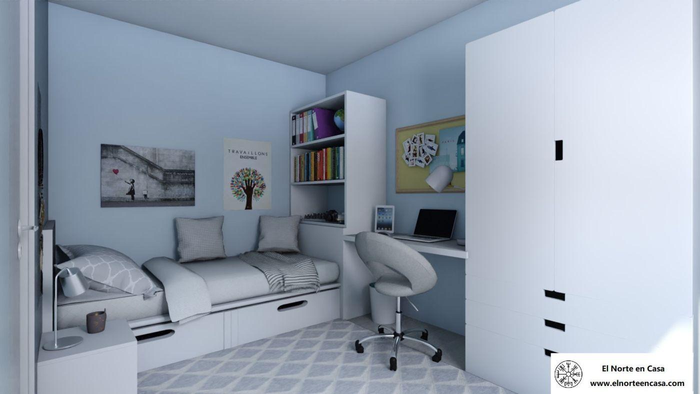 muebles para dormitorio juvenil de Ikea