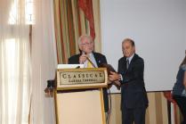 (από αριστερά προς τα δεξιά) κ. Χρ. Μπαρτσόκας, κ. Δ. Συκιώτης