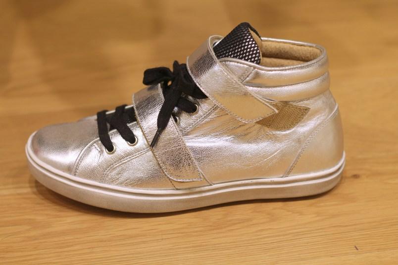 sneakers argent